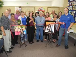 Gem County Chamber of Commerce ribbon