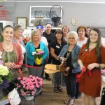 Gem County Chamber of Commerce ribbon cutting