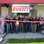 Gem County Chamber of Commerce ribbon cut